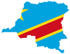 congo countyshapeflag