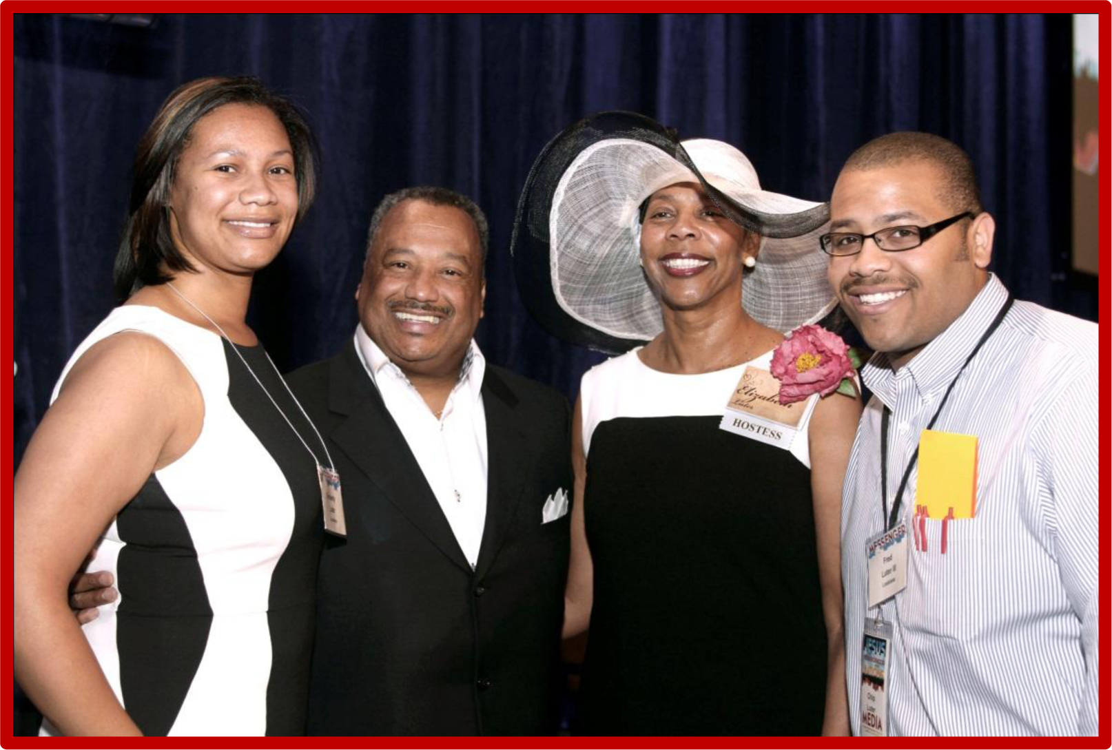 The Luter Family - June 19, 2012