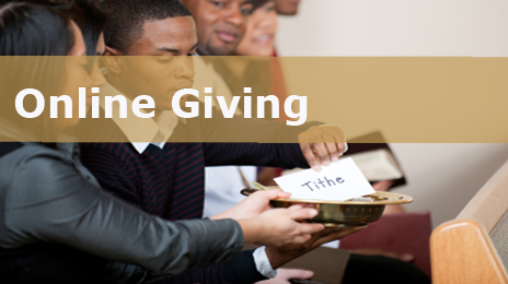 Website - Online Giving