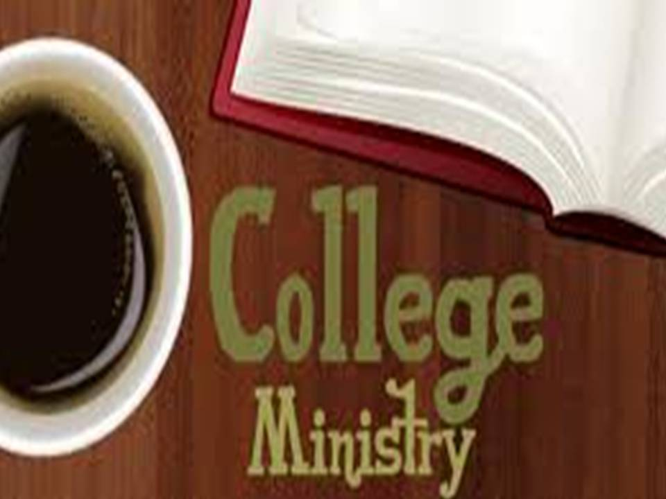 College Ministry welcome2