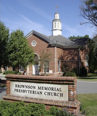 Brownson Memorial Presbyterian Church - NC