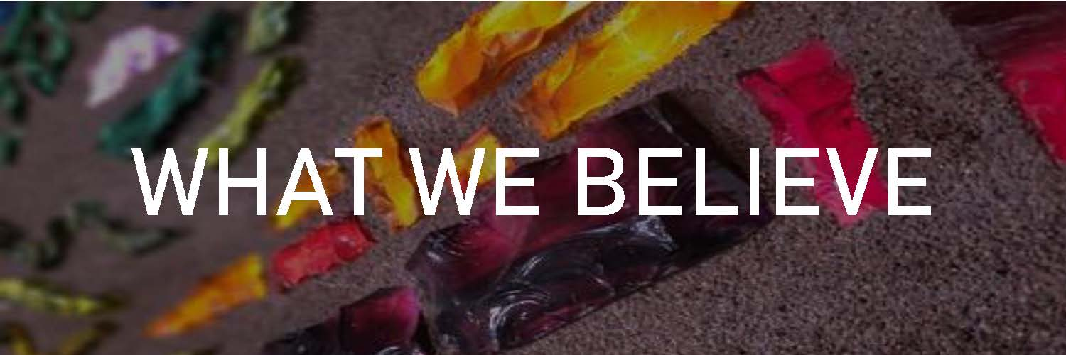 Page Header_ What We Believe