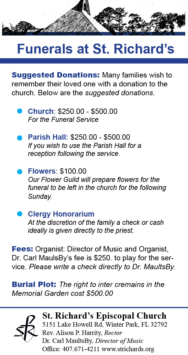 Funeral Fee