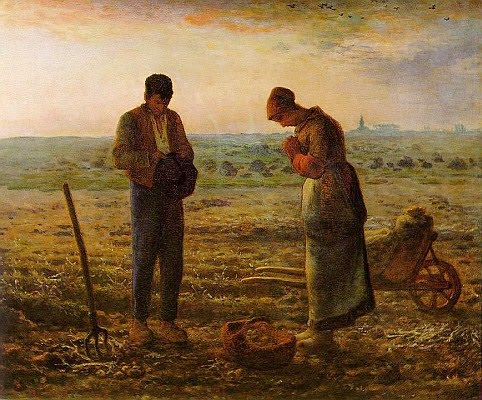 Millet, &amp;quot;The Angelus&amp;quot;