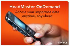 HeadMaster OnDemand: Access Your Important Data Anytime, Anywhere